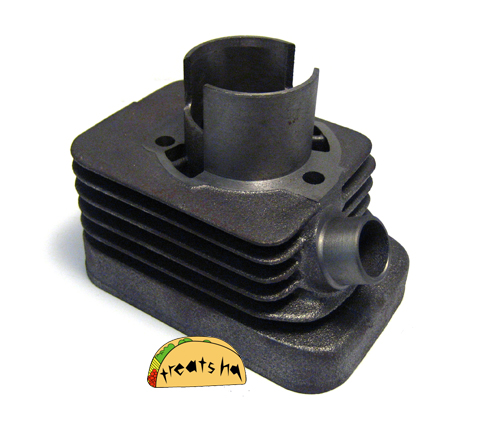 Cylinder Head For Cylinder Piaggio Liquid Cooled: Graveyard